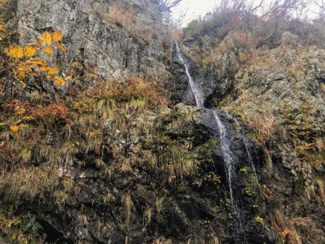 夜叉ヶ池 幽玄の滝 上部