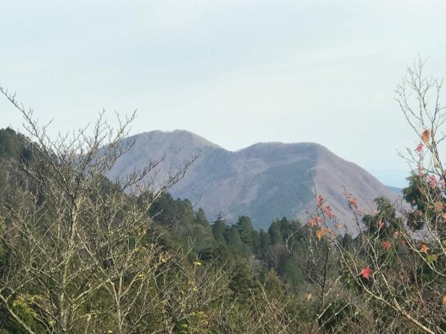 岩岳から舟伏山
