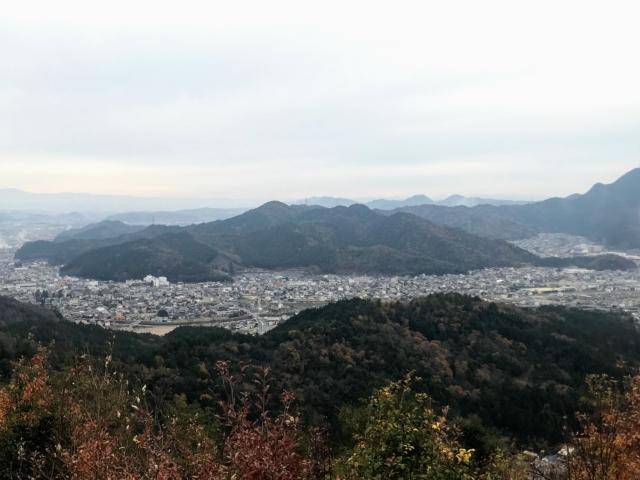 如来ヶ岳から源太峰