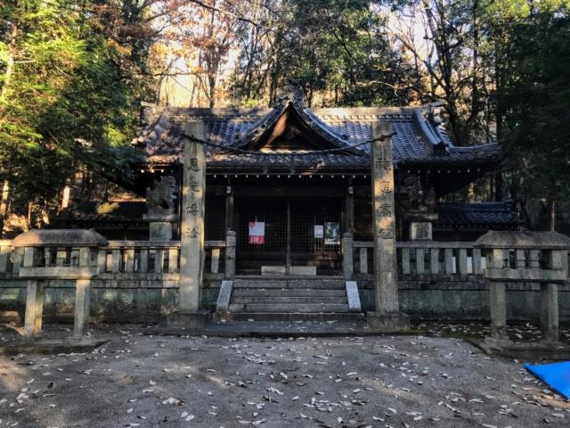 伊木山 熊野神社 本殿