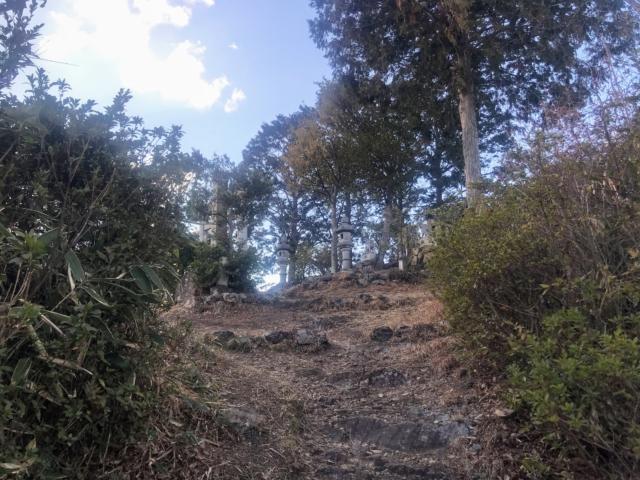 三井山 山頂