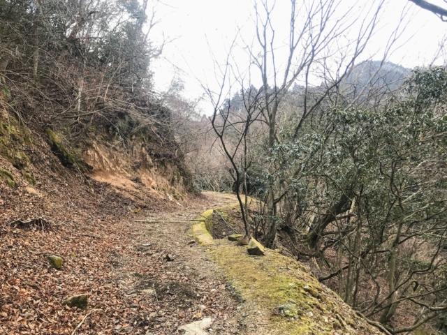 経ヶ峰 林道経ヶ峰線